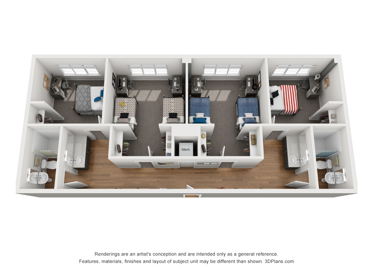 Floor Plans and Pricing • UnionWest at Creative Village • UCF